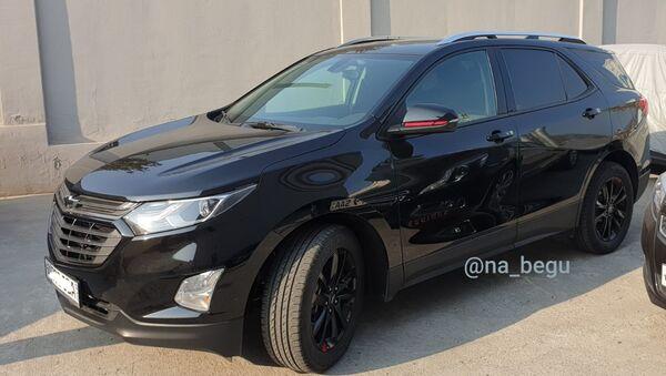 Новый Chevrolet Equinox - первые снимки в Узбекистане - Sputnik Ўзбекистон