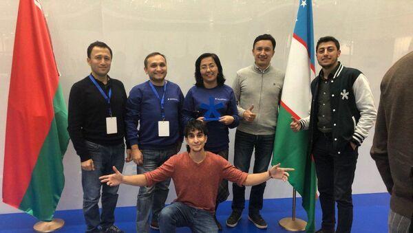Стартап Арзон Аптека в финале Старсидс - Sputnik Узбекистан