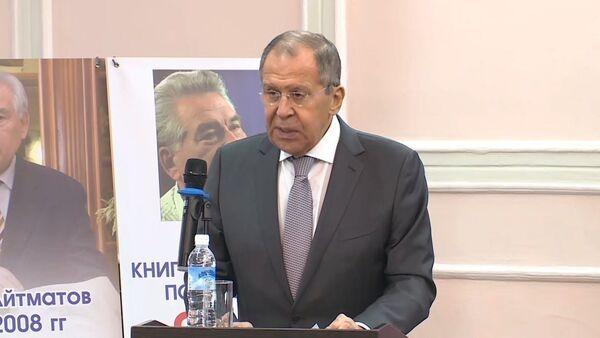 Лавров: Россия будет и дальше помогать партнерам из Центральной Азии - Sputnik Узбекистан