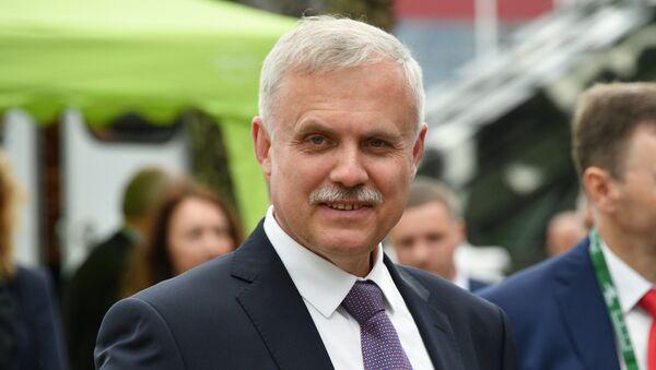 Госсекретарь Совета безопасности Станислав Зась - Sputnik Ўзбекистон