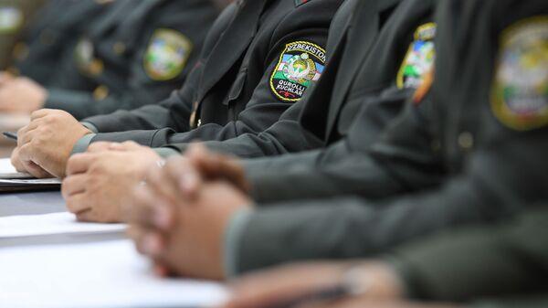 Офицеры узбекской армии - Sputnik Узбекистан