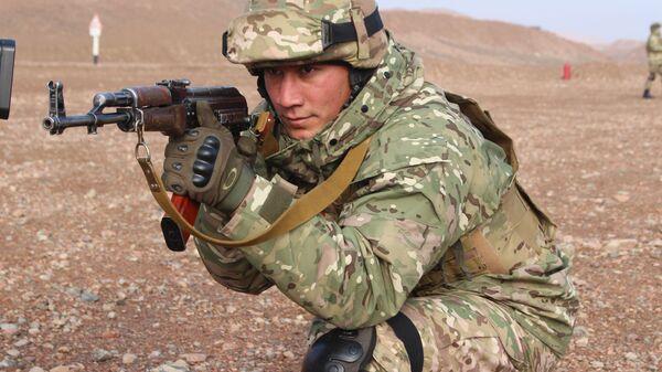 Совместные учения Восток–2019 военнослужащих Узбекистана и России - Sputnik Ўзбекистон