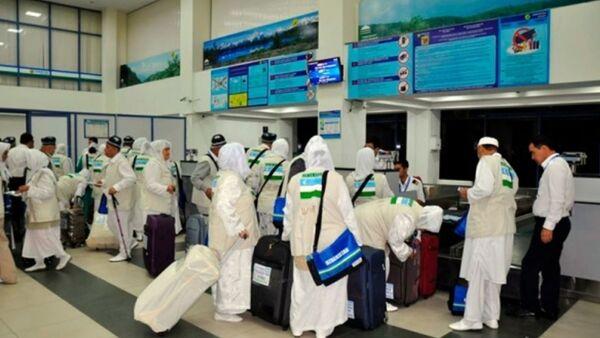 Паломникам из Узбекистана отказали во въезде в Саудовскую Аравию - Sputnik Ўзбекистон