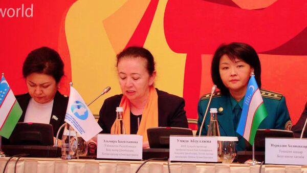 Международный день борьбы с насилием в отношении женщин в Узбекистане - Sputnik Узбекистан