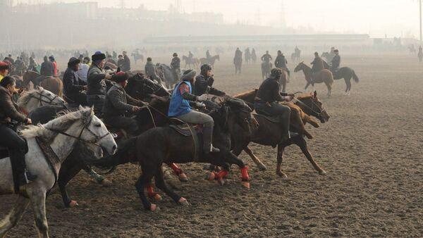 В Намангане прошёл крупный турнир по купкари - Sputnik Узбекистан