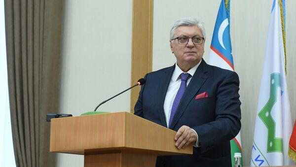 Otkrыtiye filiala MGIMO v Tashkente - Sputnik Oʻzbekiston