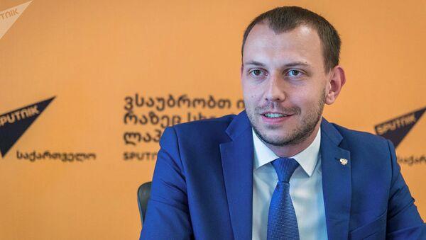 Антон Бредихин - Sputnik Узбекистан