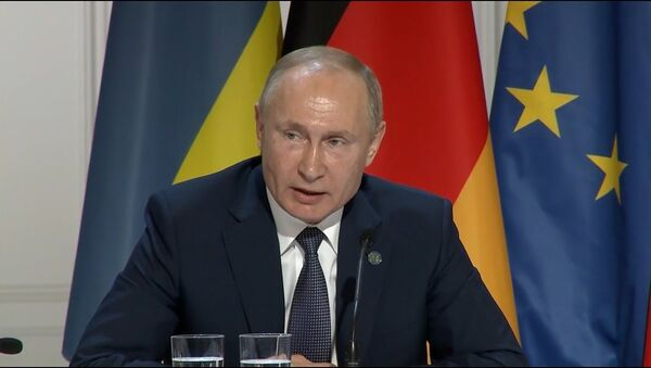 Путин: решение WADA противоречит Олимпийской хартии - Sputnik Узбекистан