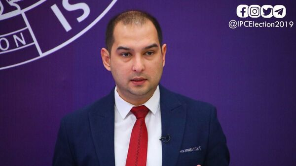 Ulugbek Pirmuxammedov - Sputnik Oʻzbekiston
