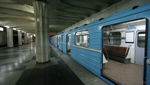 Tashkentskiy metropoliten - Sputnik Oʻzbekiston