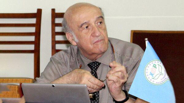 Mixail Yelshov - politolog, glavnыy konsultant TSS NDP Uzbekistana - Sputnik Oʻzbekiston