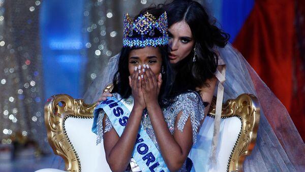 Победительница конкурса красоты Мисс мира 2019 представительница Ямайки Toni Ann Singh  - Sputnik Узбекистан