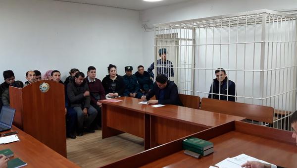 Начался суд над руководителем агентства HUMAN - Sputnik Ўзбекистон