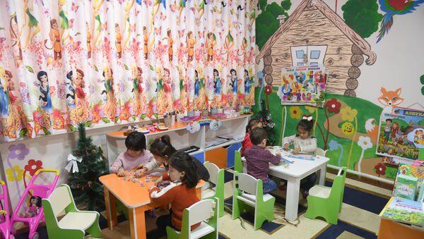 Детский сад - Sputnik Узбекистан