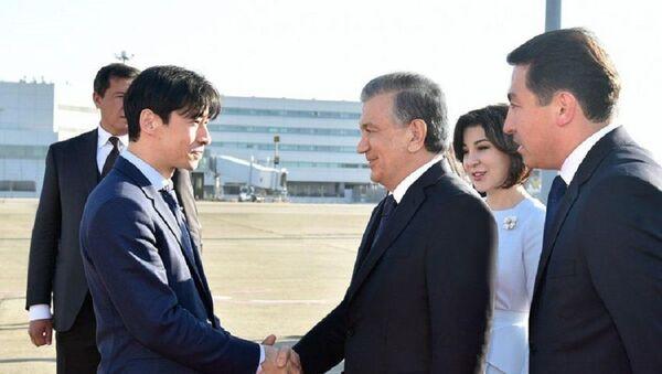 Президент Республики Узбекистан Шавкат Мирзиёев отбыл в Санкт-Петербург для участия в неформальном саммите СНГ - Sputnik Ўзбекистон