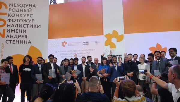 Международный конкурс имени Андрея Стенина-2019 - Sputnik Узбекистан