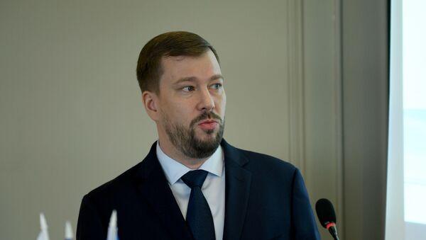Руководитель представительства РЭЦ в Узбекистане Дмитрий Прохоренко - Sputnik Узбекистан
