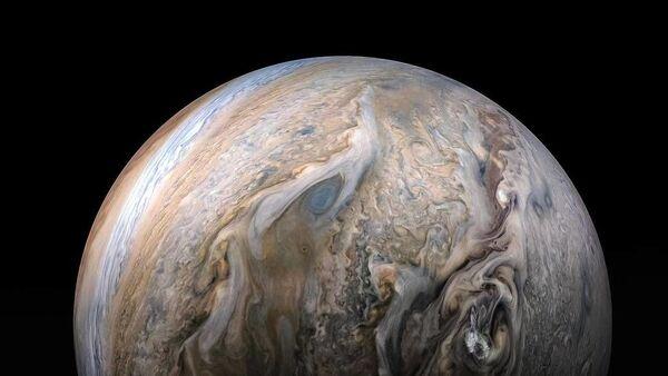 Изображение планеты Юпитер - Sputnik Ўзбекистон