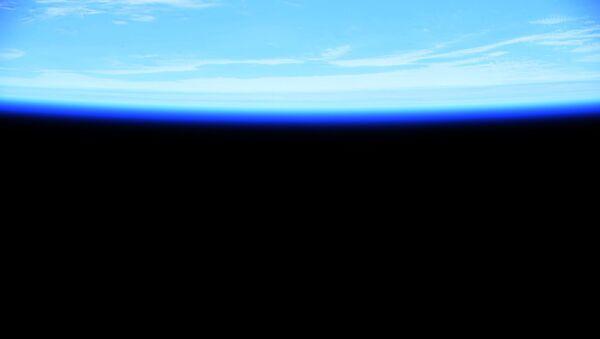 Снимок Джессики Меир с космической станции  - Sputnik Ўзбекистон