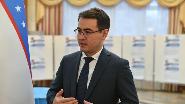 Саиднумон Мансуров - Sputnik Узбекистан