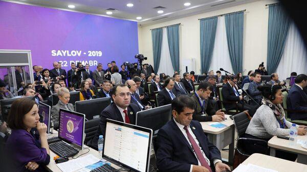 ЦИК объявила количество избирателей, проголосовавших на выборах - Sputnik Узбекистан