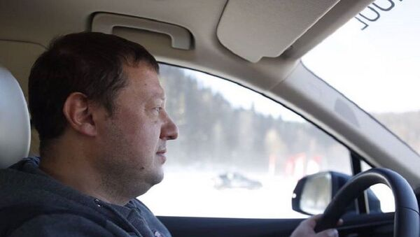 Независимый автоэксперт Андрей Осипов - Sputnik Узбекистан