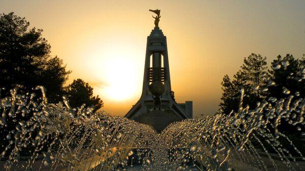 Ашхабад – столица Туркменистана - Sputnik Узбекистан