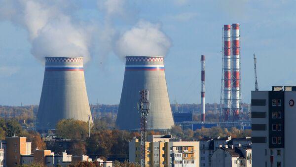 Rossiya, Kaliningrad, TETS-2. - Sputnik Oʻzbekiston