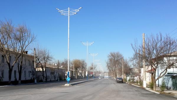 Тошкентдаги йўл - Sputnik Ўзбекистон