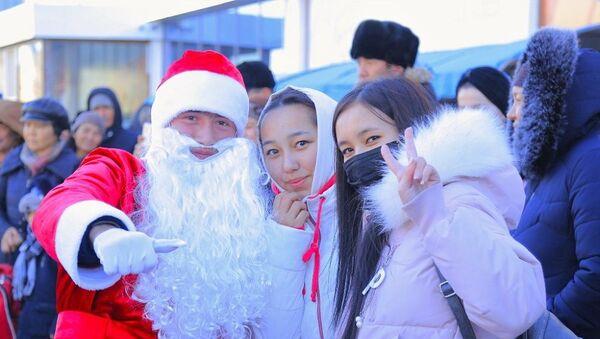 Новогодние праздники в Каракалпакстане и Хорезме - Sputnik Ўзбекистон