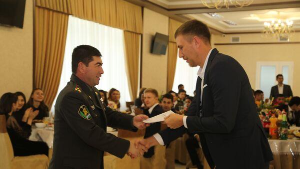 Награждение военных спортсменов и тренеров от имени президента Узбекистана - Sputnik Ўзбекистон