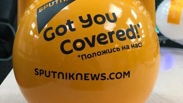 Символ флешмоба в поддержку Sputnik Эстония - Sputnik Ўзбекистон