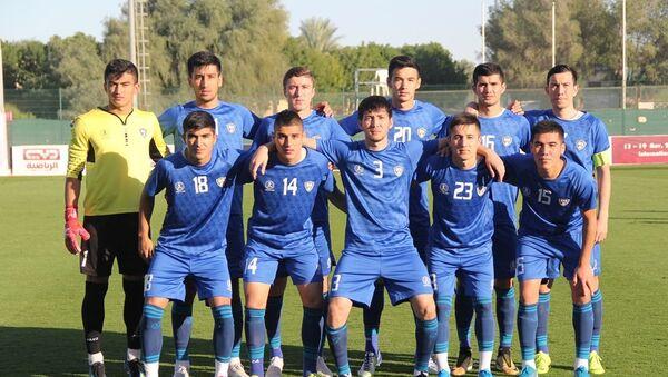 Олимпийская сборная Узбекистана по футболу U-23 - Sputnik Ўзбекистон