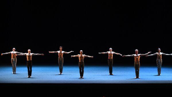 Сцена из балета - Sputnik Узбекистан
