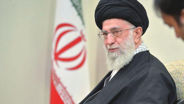 Верховный руководитель Исламской Республики Иран Сайед Али Хаменеи - Sputnik Ўзбекистон