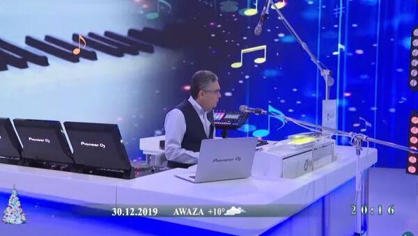 Erkin döredijilik agşamy | 2020 (Doly görnüşi) - Sputnik Ўзбекистон