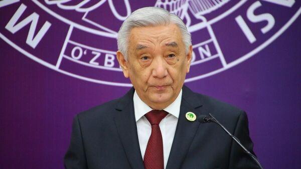 Председатель ЦИК М.-У. Абдусаломов - Sputnik Узбекистан