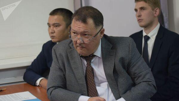 Пресс-конференция Bek Air - Sputnik Узбекистан