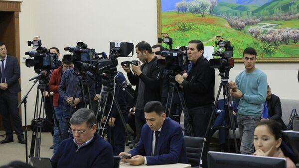 СМИ в Узбекистане - Sputnik Узбекистан