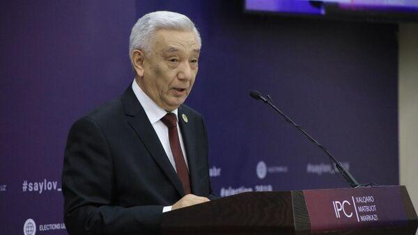 В Узбекистане проходит второй тур парламетских выборов - Sputnik Узбекистан