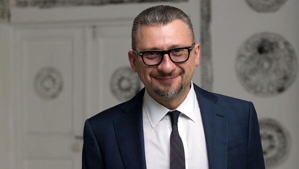 Ekspert RANXiGS Yegor Ivankov   - Sputnik Oʻzbekiston