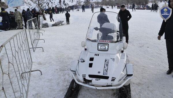 Снегоход - Sputnik Узбекистан