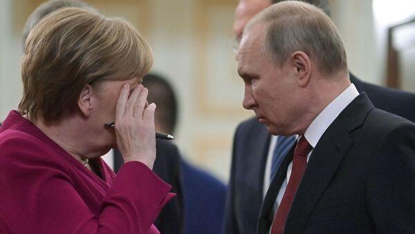 Russia Germany - Sputnik Oʻzbekiston