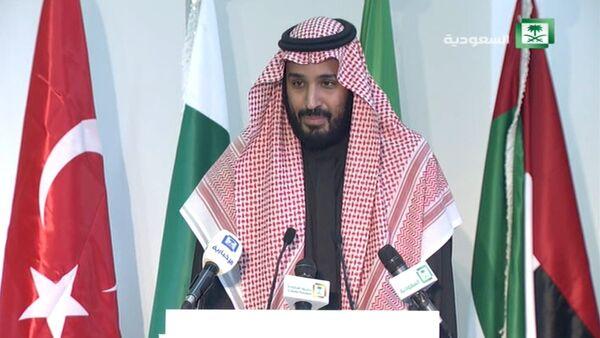 Саудия Арабистони мудофаа вазири ДАИШ билан кураш ҳақида - Sputnik Ўзбекистон
