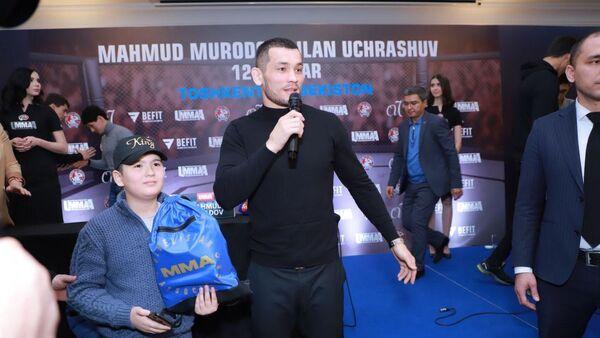 Махмуд Мурадов  - Sputnik Узбекистан