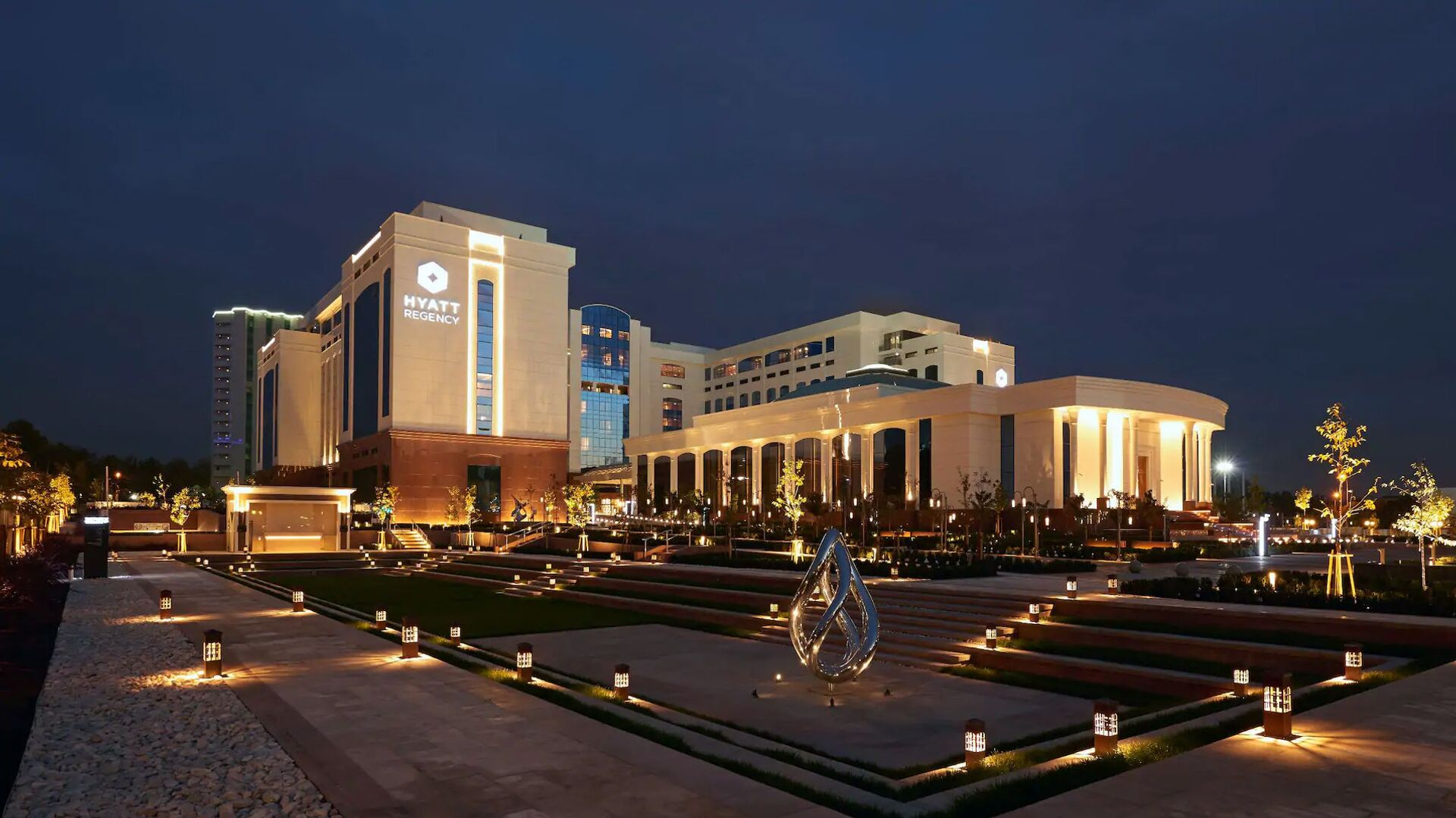 Гостиница Hyatt Regency Tashkent  - Sputnik Ўзбекистон, 1920, 30.09.2021