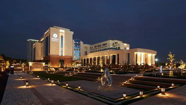 Гостиница Hyatt Regency Tashkent  - Sputnik Ўзбекистон