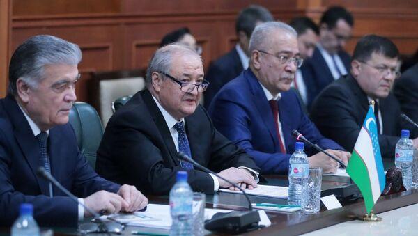 Визит главы МИД РФ С. Лаврова в Узбекистан - Sputnik Узбекистан