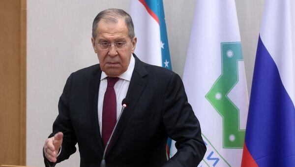 Vizit glavы MID RF S. Lavrova v Uzbekistan - Sputnik Oʻzbekiston