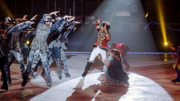 Музыкальное шоу на льду Настоящий Щелкунчик в Ташкенте - Sputnik Узбекистан